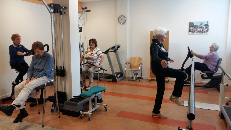 Fysiotherapie Voorburg: Oefengroepen